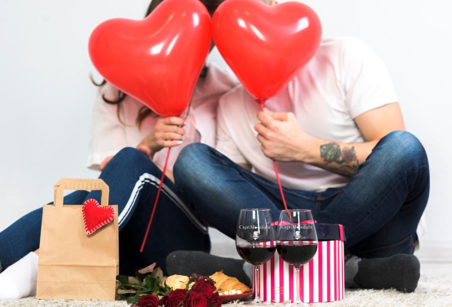 San Valentino: i vini per una sorprendente cena romantica…