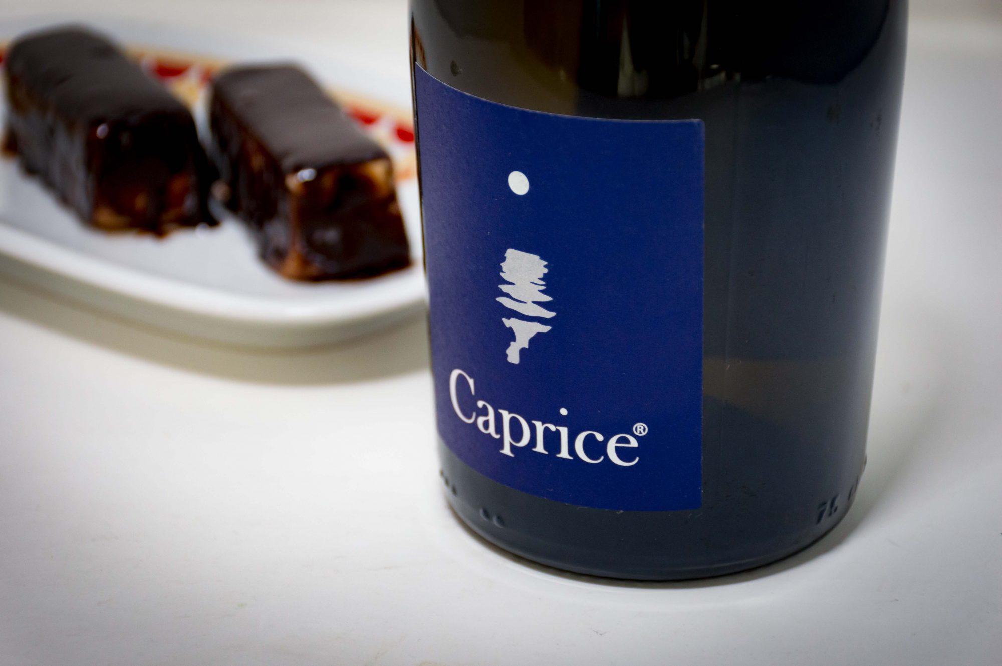 In autunno cresce la voglia di dolci: il Caprice spumante è il vino giusto da abbinare 🥂🥧