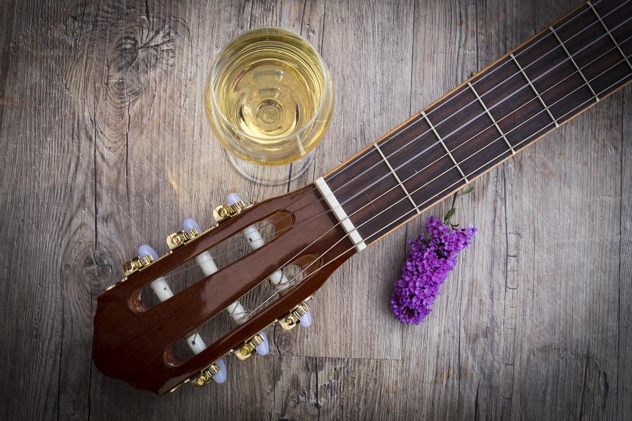 Vino e Musica: abbinamento perfetto! 🍷🎸