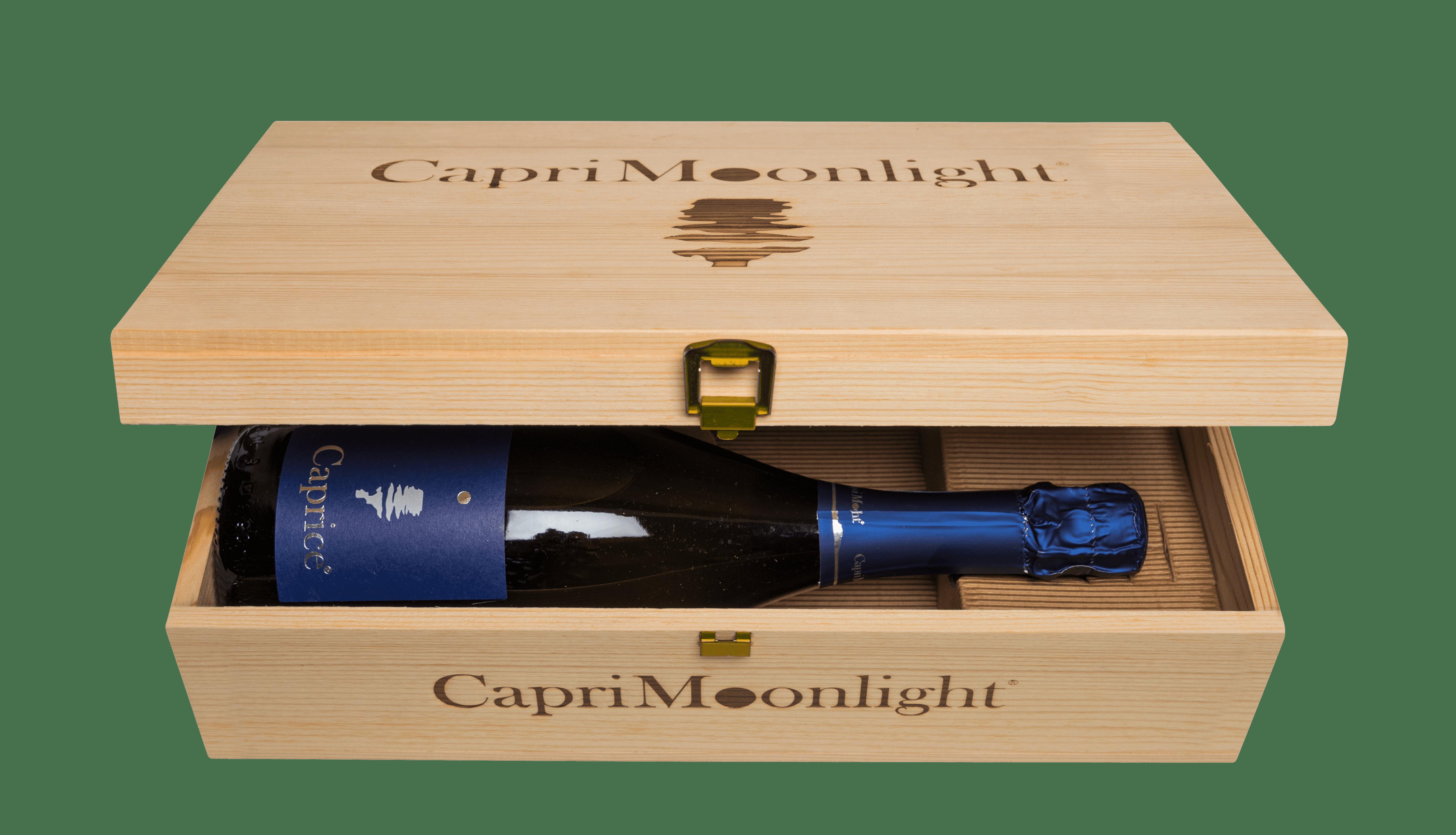 Confezione legno Caprice brut Capri Moonlight